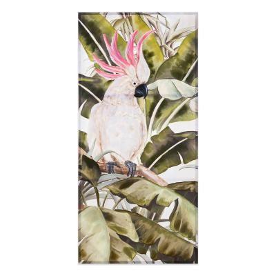 Vászon kép 90x3x190 cm, kakadu - KAKADU