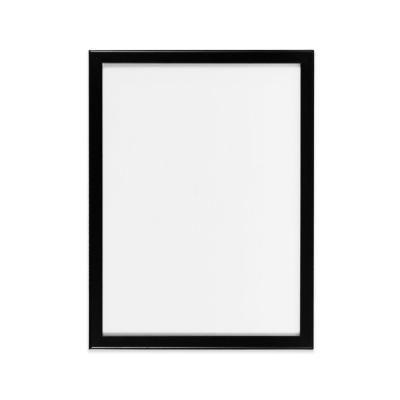 Fali képkeret fekete, 30x40 cm - BLACK LINE