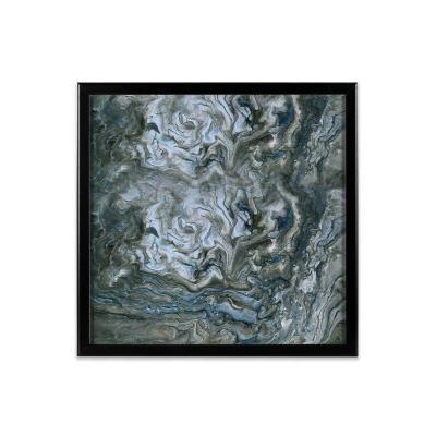 Keretezett falikép 40x40 cm, absztrakt - ADAMANTIN