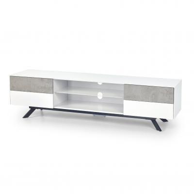 Tv állvány, beton hatású - URBAN CHIC