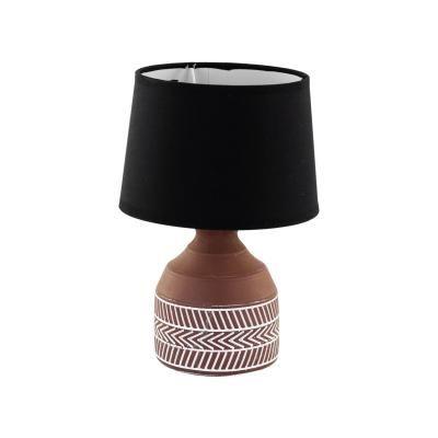 Asztali lámpa, terrakotta - LIMA