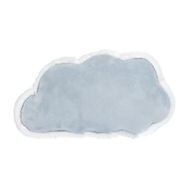Felhő formájú párna, szürke - NUAGE