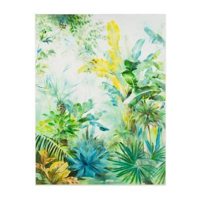 Falikép 90 x 120 cm, dzsungel - VEGETAL