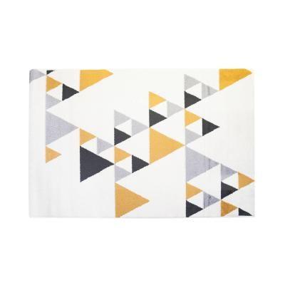 Háromszög mintás szőnyeg, 170x120 cm - SIOUX