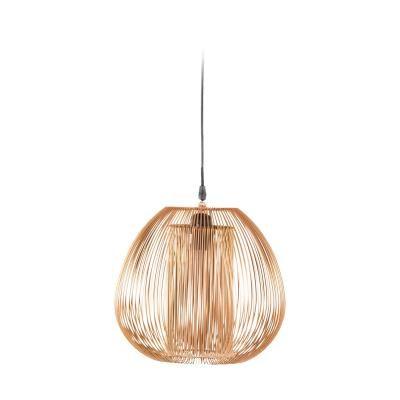 Mennyezeti lámpa, barna - HANOI