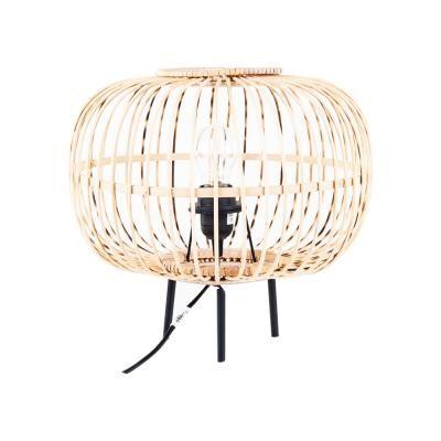 Bambusz asztali lámpa - CAGE