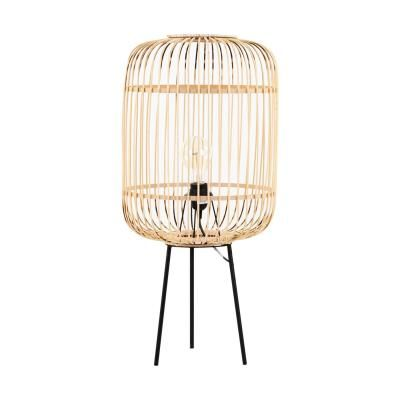 Bambusz állólámpa, 74 cm, natúr - CAGE