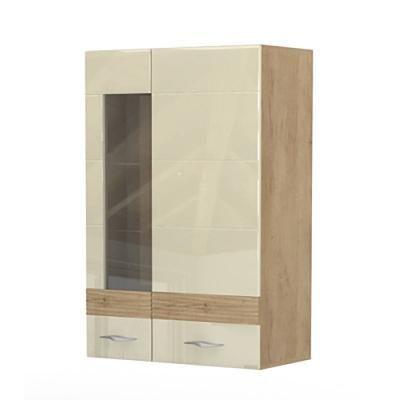 Faliszekrény LED világítással - ALBERTVILLE