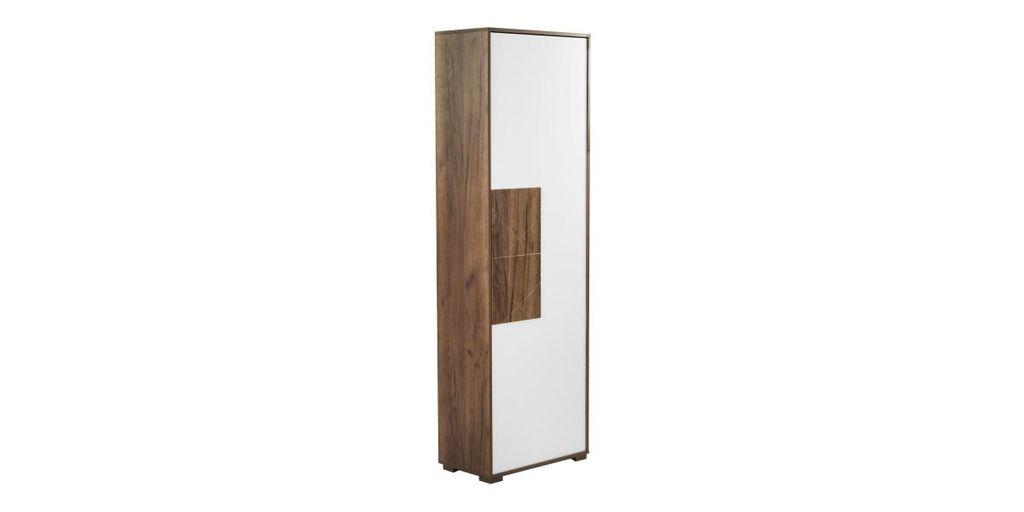 Egyajtós szekrény polccal és akasztós résszel - PABLO