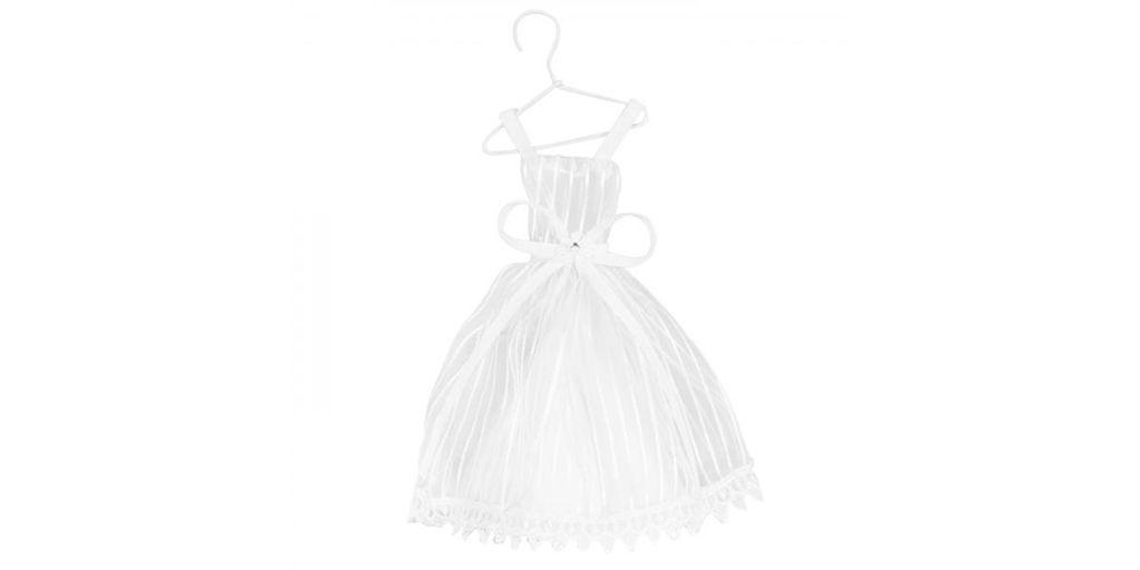 Esküvői dekoráció, menyasszonyi ruha - DENTELLE