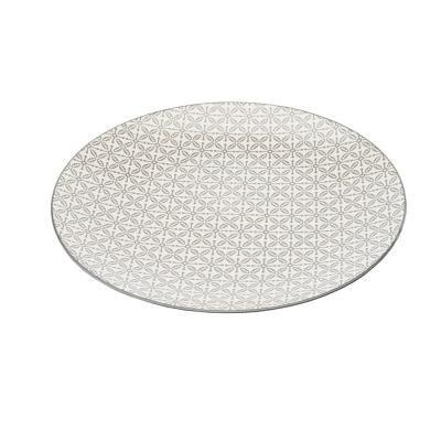 Porcelán tányér 26,5 cm - ODYSSEE