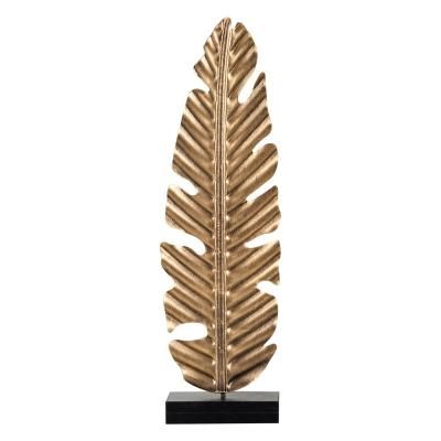 Asztali dekoráció, arany levél - AIGLE D'OR