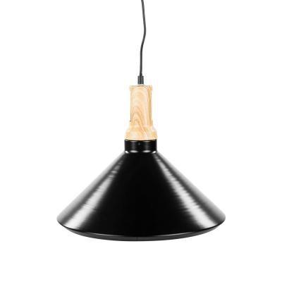 Mennyezeti lámpa, fekete - CONCHIQUE