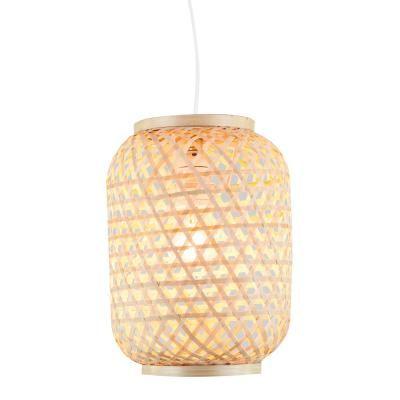 Mennyezeti lámpa, gyékény - CANNAGE
