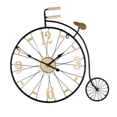Fém falióra bicikli formájú 55 cm - A BICYCLETTE