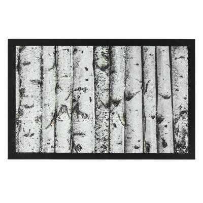Lábtörlő 40x60 cm faág mintával - BOULEAU