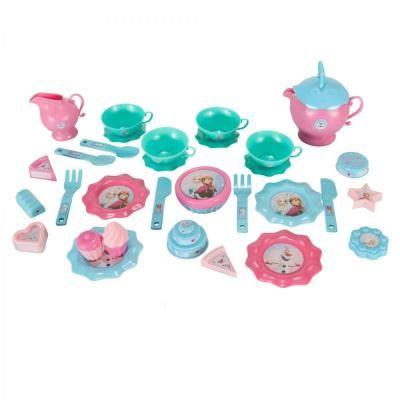 Disney Jégvarázs játék teáskészlet - LA DINETTE D'ANNA