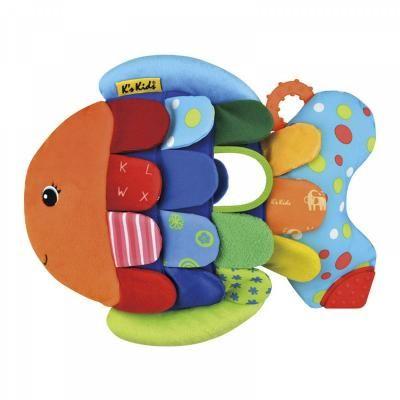 K's Kids foglalkoztató halacska - FLIPPO