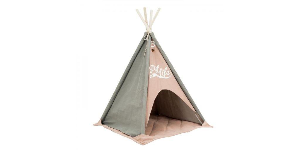 Cica sátor, rózsaszín - TIPI CAT