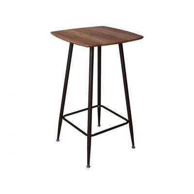 Loft stílusú bárasztal, 60 cm - SAN DIEGO BAR