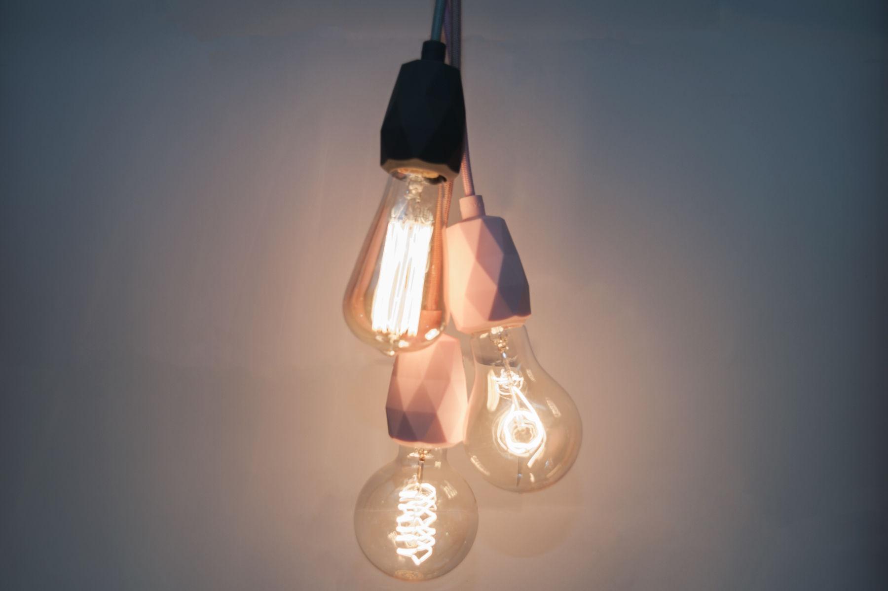 Függő fények a lakásban