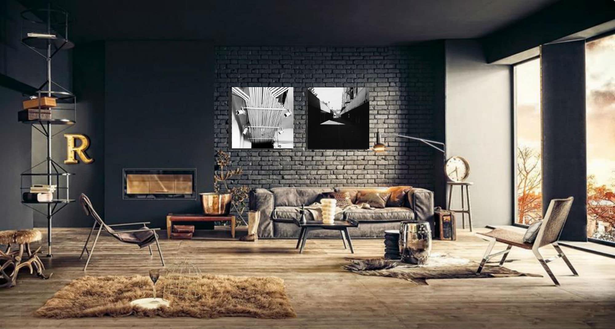 Ipari elegancia – a loft stílus - Bútoraim.hu magazin