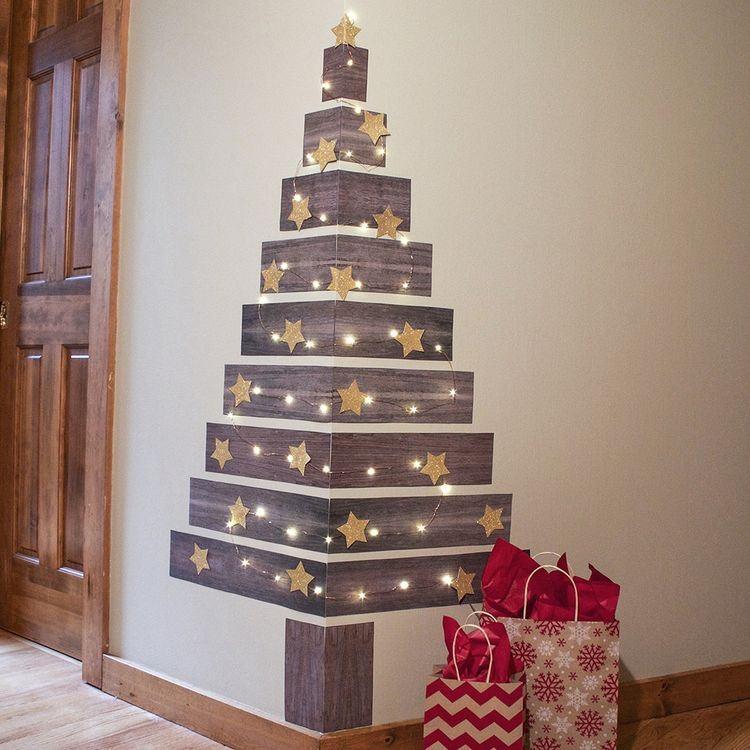 sarok karácsonyfa