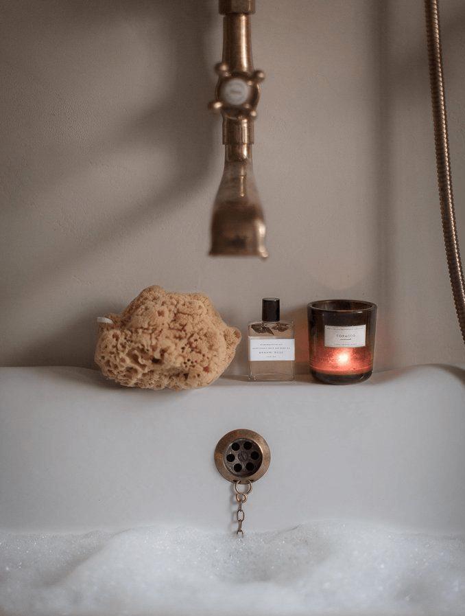 habfürdő - otthoni program