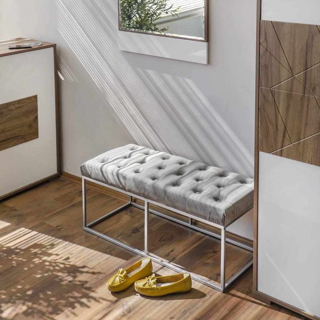 Bársony bútorkárpit ülőpad