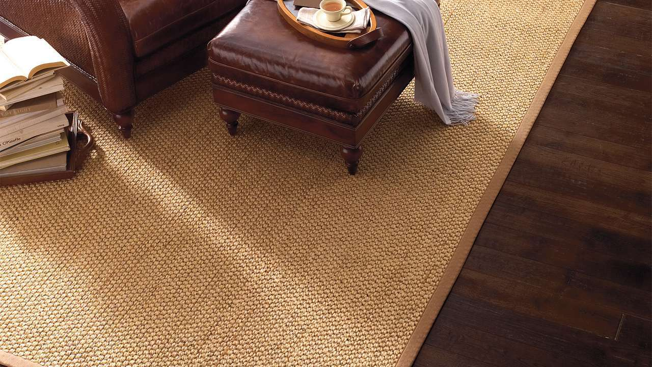 Kókuszrost szőnyeg