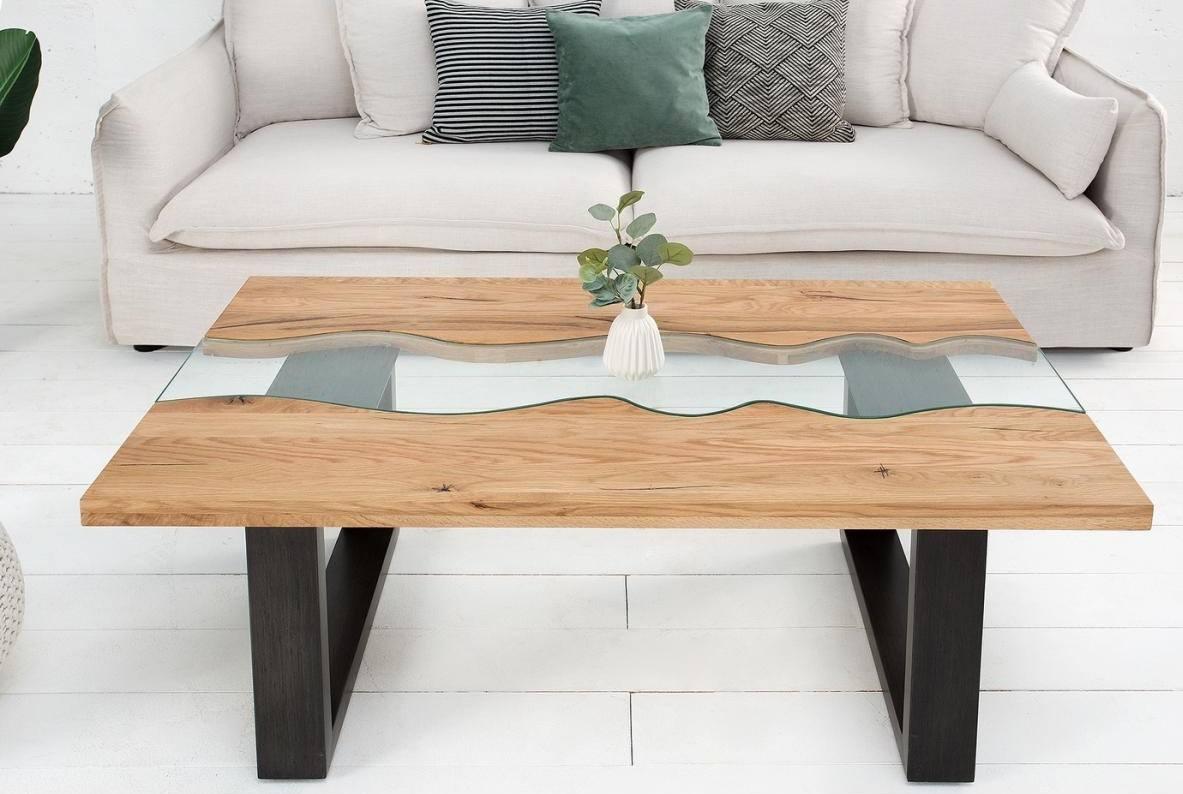 Fa bútorok - vad tölgy asztal
