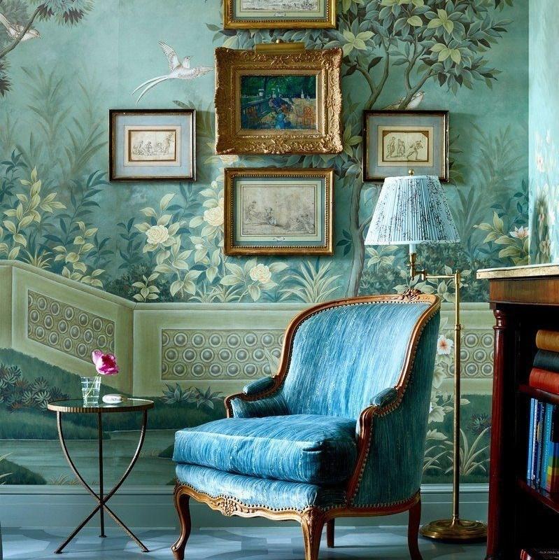hálószoba tapéta ötletek