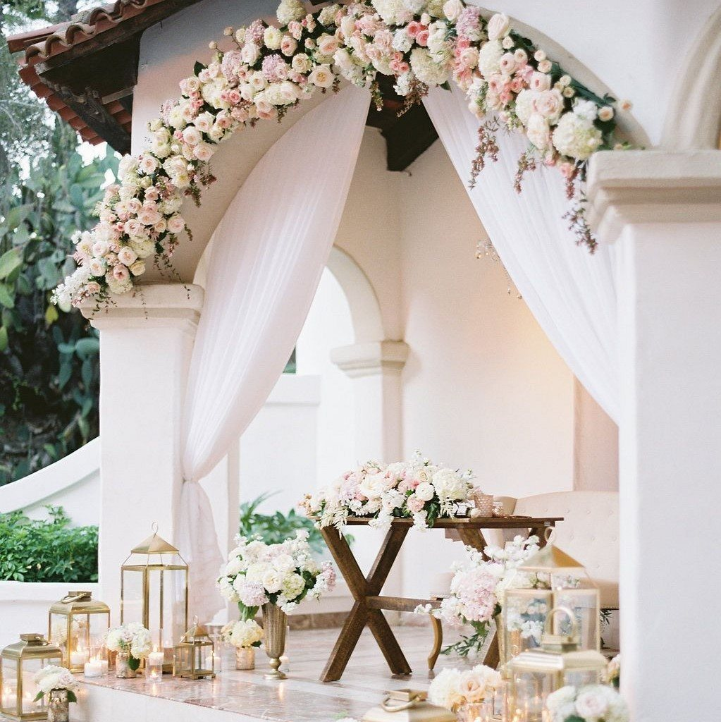 esküvő dekoráció