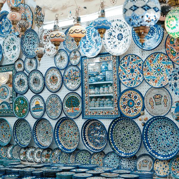 kerámia dekoráció